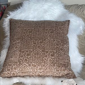 Hobby Lobby Bedding Throw Pillow With Mrs On The Front Poshmark